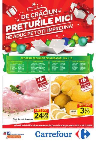 Carrefour catalog Alimentar