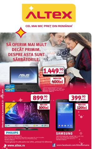 Billa catalog 02.12.2014 - 10.12.2014