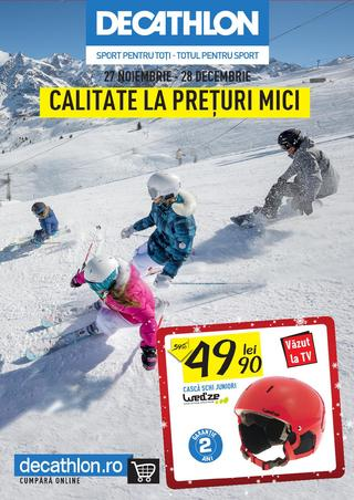 DECATHLON Catalog 27.11.2014 - 28.12.2014