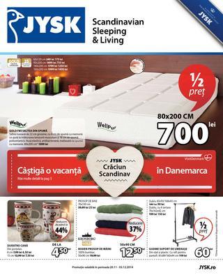 JYSK catalog 20.11.2014 - 03.12.2014