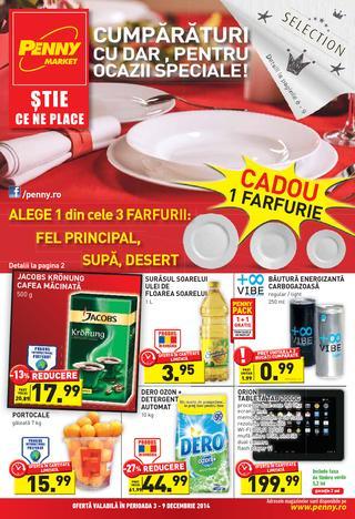 Penny Market catalog 03.12.2014 - 09.12.2014