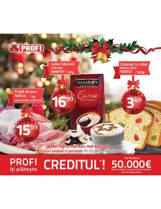Profi - catalog 11.12.2014 - 24.12.2014