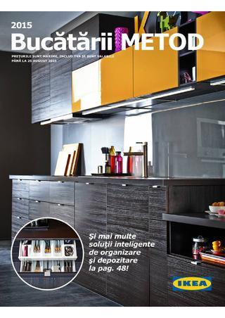 BUCATARII METOD la IKEA - ONLINE catalog 2015