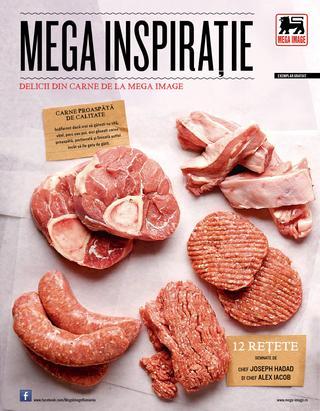 Mega Image - Catalog CARNE si catalog 18.12.2014 - 31.12.2014