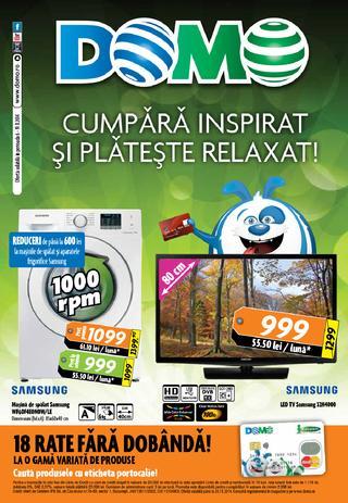 DOMO catalog 23.09.2014 - 15.10.2014