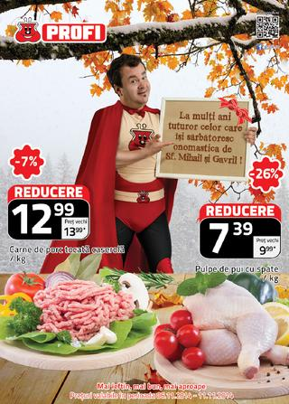Profi - catalog promotii 06.11.2014 - 11.11.2014