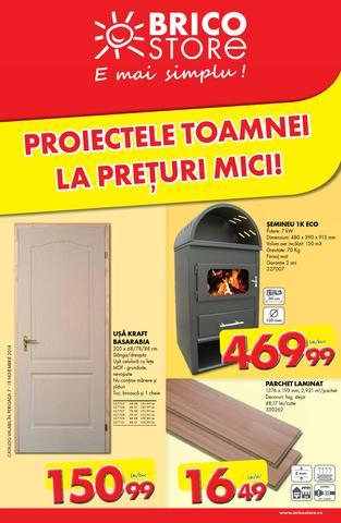 Bricostore catalog  07.11.2014 - 19.11.2014