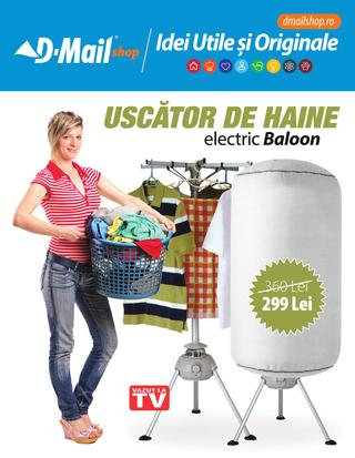 D-mail catalog februarie 2016
