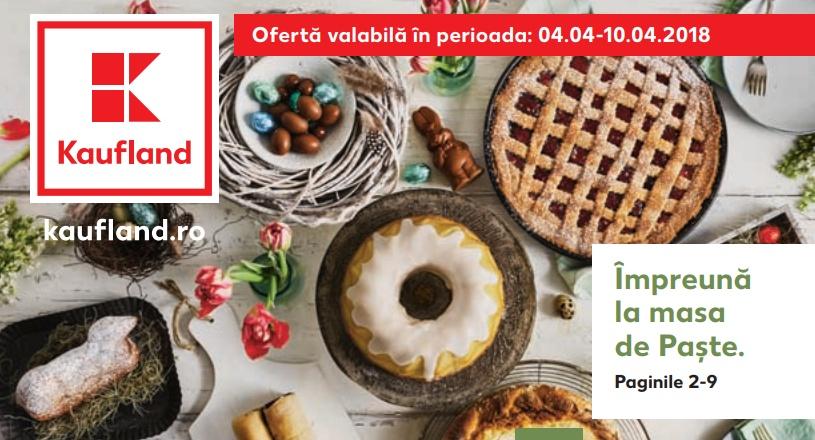 Catalog Kaufland 4 - 10 aprilie 2018