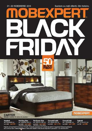 Black Friday MOBEXPERT 21 - 23 noiembrie 2014