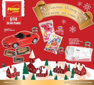 Penny Market catalog de CRACIUN 2014