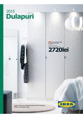 DULAPURI IKEA - ONLINE catalog 2015