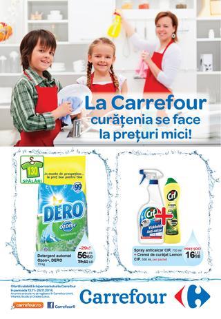 Carrefour cataloage valabile incepand de 13.11.2014