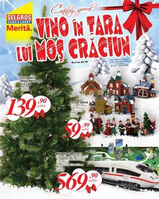 Selgros catalog CADOURI 12.11.2014 - 05.12.2014