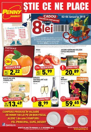 Penny Market catalog 26.12.2014 - 31.12.2014