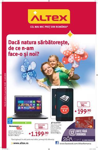 ALTex online catalog 19 februarie - 11 martie 2015