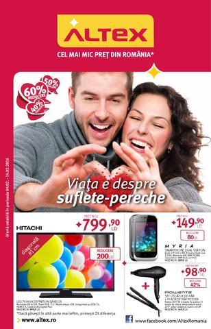 Altex catalog Sfantul Valentin - 4 - 14 februarie 2016