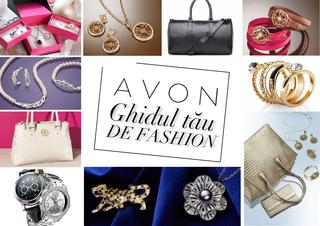 Avon - Ghidul tau de FASHION 2015