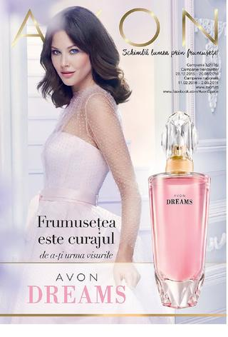 Avon Dreams - catalog