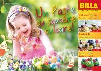 BILLA catalog Un Paste Cu Savoare si Culoare - 11-30 Aprilie 2016