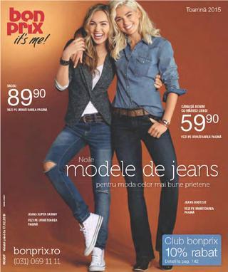 Bon Prix catalog jeans 2016