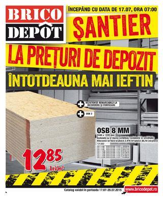 brico depot catalog iulie 2015
