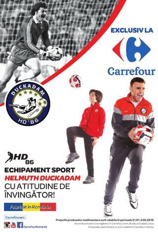 Carrefour catalog Saptamana Sanatatii Exclusiva - 21 Ianuarie - 3 Februari 2016