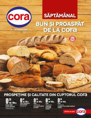 Cora - ONLINE CATALOAGE - 18 februarie - 24 / 3 martie 2015