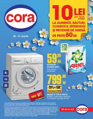 Cora - catalog 25 - 31 martie 2015
