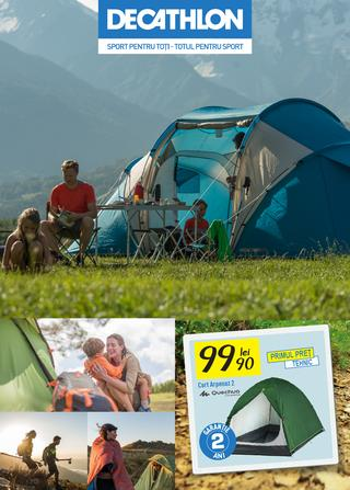 DECATHLON catalog CAMPING 2015