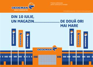 Dedeman romania catalog iulie 2015