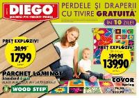 Diego catalog 8% Reducere - 1-31 Martie 2016