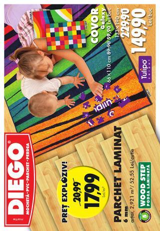 Diego - catalog oferte MARTIE 2015