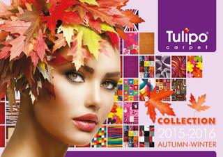 DIEGO catalog TULIPO carpet - Aitumn - Winter 2015 - 2016