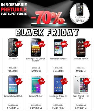 GERMANOS catalog BLACK FRIDAY -70% in Noembrie 2015