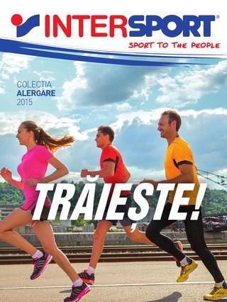 INTERSPORT - colectia ALERGARE 2015