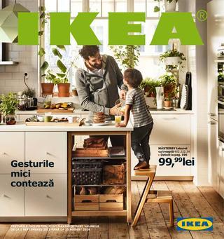 Ikea Gesturile mici conteaza 2015