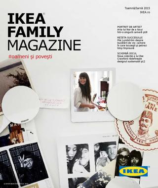 Ikea Family Magazin