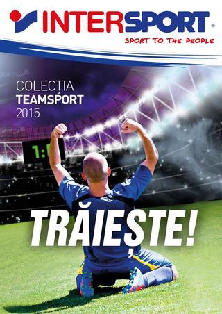 Inter Sport  - oferte TEAMSPORT valabile in perioada 10 septembrie -  9 octombrie 2015
