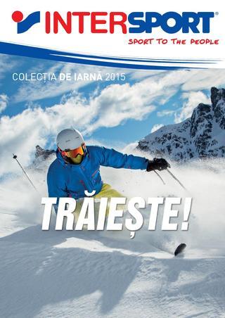 Intersport catalog Colectia de Iarna 2015