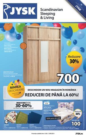 JYSK catalog 13 august 2015