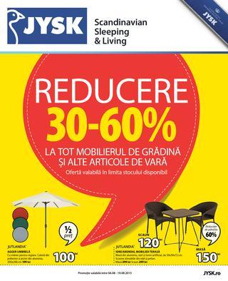 JYSK catalog august 2015