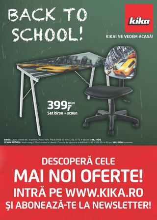 Kika catalog back to school