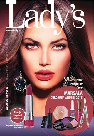 Ladys catalog noembrie decembrie 2015