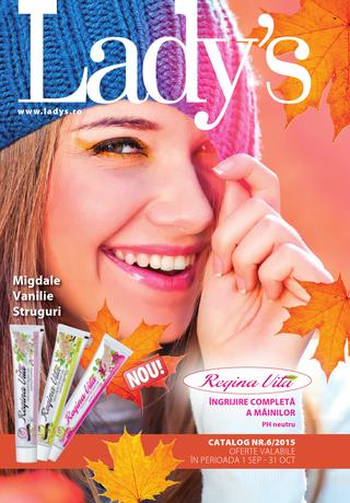 Lady's catalog septembrie octombrie 2015