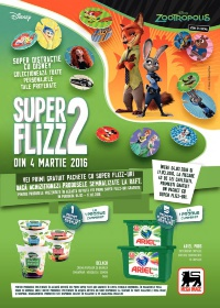 Mega Image catalog Super Flizz 2 -  04 - 17 Martie