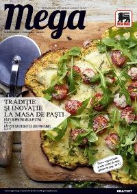 Mega Image catalog Traditie si Inovatie La Masa De Pasti -  31 Martie - 30 Aprilie 2016