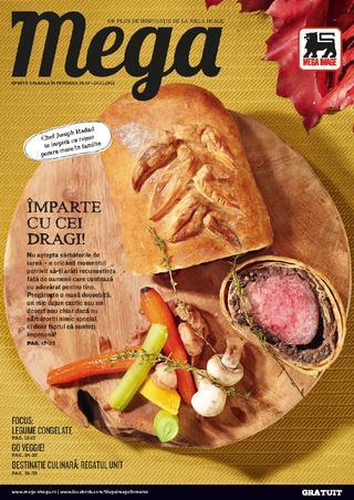 Mega Image catalog Imparte cu Cei Dragi - 29 Octombrie - 29 Noiembrie 2015