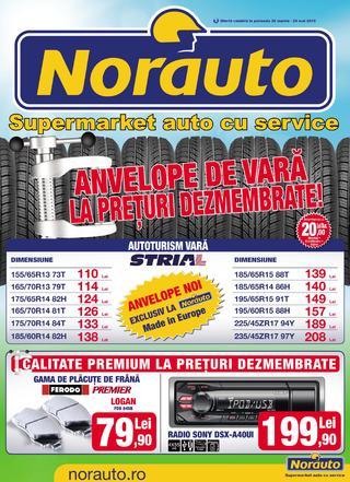 Norauto catalog 30 martie 24 mai 2015
