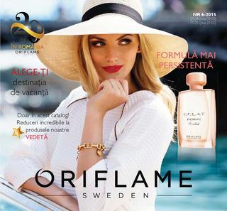 Oriflame catalog 6 - 2015